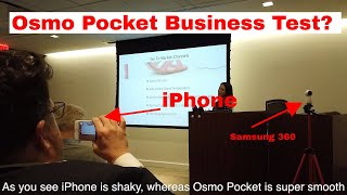 DJI Osmo Pocket for Business - An Easy and Portable Solution