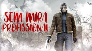 RESIDENT EVIL 4 - SEM MIRA LASER - PROFISSIONAL - ATÉ ZERAR!