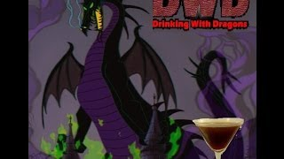Maleficent Cocktail