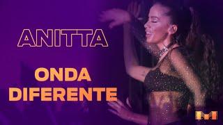 Anitta na Maratona da Alegria - Onda Diferente #FMODIA