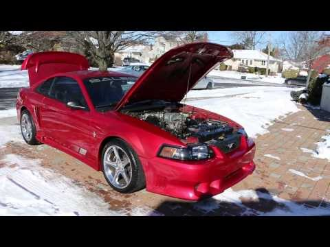 ~~SOLD~~2001 Ford Mustang Saleen S281 477 Supercharged For Sale~Low Miles~Dealer Demo~Beautiful Car