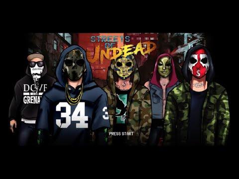 Смотреть клип Hollywood Undead Ft. Papa Roach & Ice Nine Kills - Heart Of A Champion