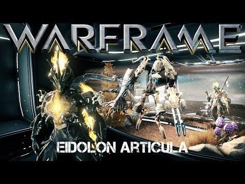 Warframe Eidolon Articula Orbiter Decoration (Update 22.12)