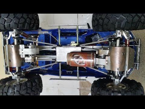 RC F150 Raptor 1/6th Scale -- 2400 WATT MASSIVE POWER SYSTEM UPGRADE!!!