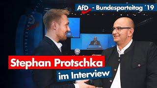 AfD-Parteitag | Stephan Protschka im Interview