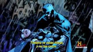 BATMAN Desenmascarado (Documental de History Channel)