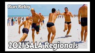 Run relay - 2021 SALA Championships