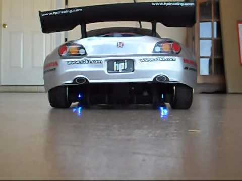 Honda R C Drift Car Youtube