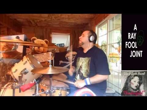 Centerfold - J. Geils Band (Drum Cover)