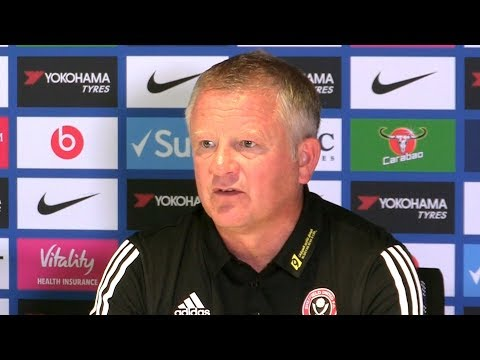 Chelsea 2-2 Sheffield United - Chris Wilder Full Post Match Press Conference - Premier League