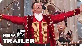 The Greatest Showman Live Trailer (2017) Hugh Jackman, Zac Efron Movie