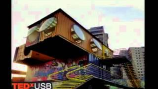 TEDxUSB - Alejandro Haiek - Arquitectura Socio-Cultural.
