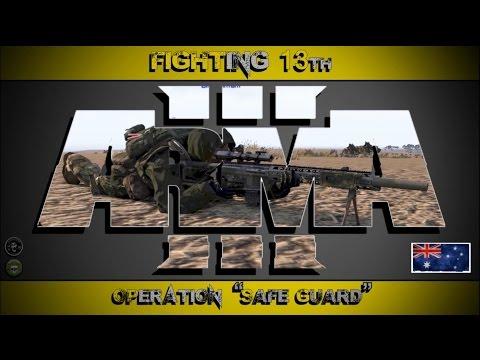 "Operation ""Safe Guard"" - Australia Campaign Ep. 2"