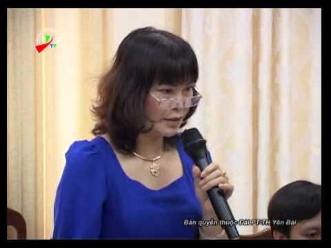 """Chi hội Nhà báo đài Phát thanh - Truyền hình Yên Bái tọa đàm """"Nâng cao chất lượng phóng sự PT - TH"""""""