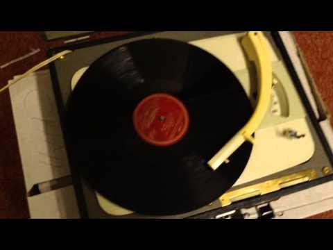 Maurice Teynac & Hildegard Knef - Du Bist Wunderbar - 78 rpm