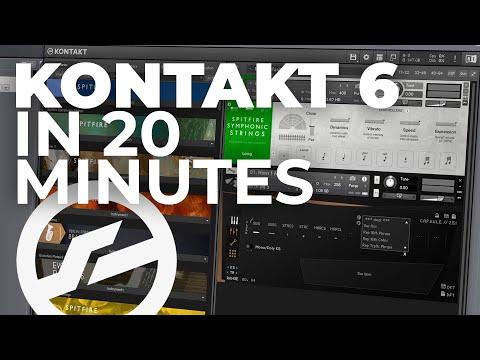 Kontakt 6 in 20 minutes