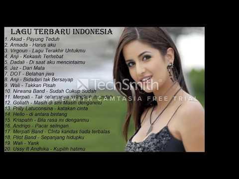 20 Kumpulan lagu hits terbaru indonesia 100% TOP