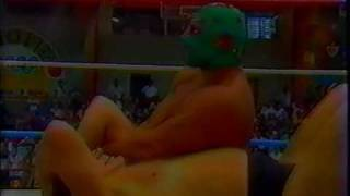 WWC: Invader III vs. Don Kent (1986)