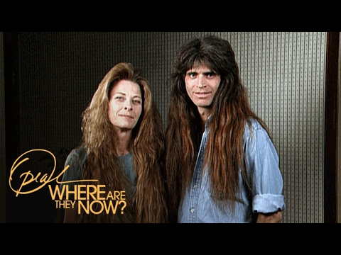 Ken Paves Looks Back on the Rock 'n' Roll Hair Couple's Makeover | Where Are They Now | OWN