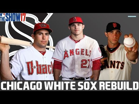 MLB 17 THE SHOW REBUILDING THE CHICAGO WHITE SOX!! - 30 to 1 Rebuild #26