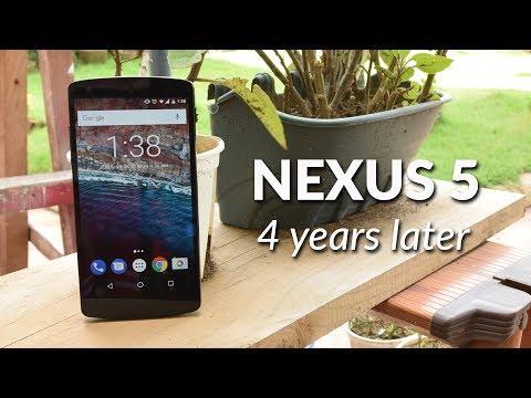 Nexus 5 - 4 Years Later (2017)!