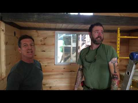 Incredible Tiny Homes LIVE #2 - Current Builds