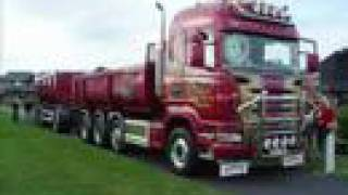 Scania tuning ( Also some Volvo and Sisu trucks)
