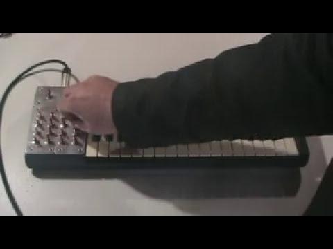 Circuit Bent Casio SK-1 Keyboard By Punksynth