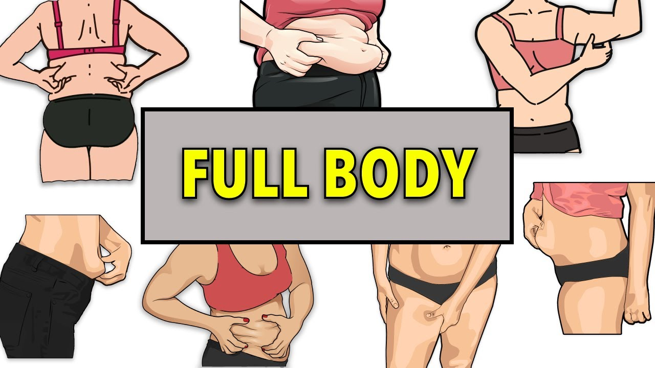 FULL BODY FAT BURN – SIMPLE HOME WORKOUT