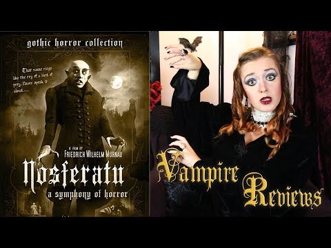 Vampire Reviews: Nosferatu