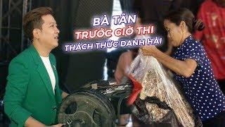 Bà Tân đầy LO LẮNG để chinh phục 100 TRIỆU, Trường Giang MÃI MÊ làm Cameraman tại hậu trường TTDH 6