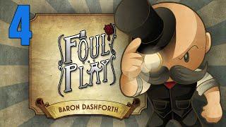 Foul Play Co-op Gameplay Walkthrough (Part 4)