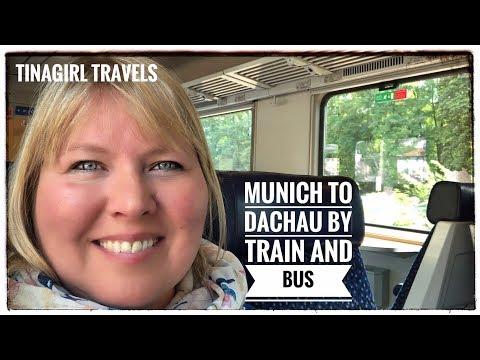 Munich To Dachau Using Public Transportation