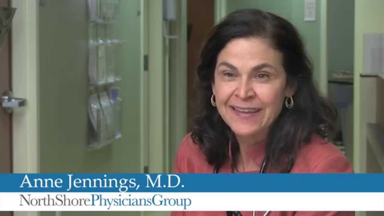 Anne Jennings M D  North Shore Physicians Group, Danvers