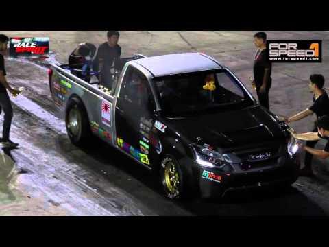 Drag Racing ISUZU Race Spirit All New Isuzu F55 Pro สนามที่ 1 2016 ชมทุกรุ่นที่ www.forspeed1.com