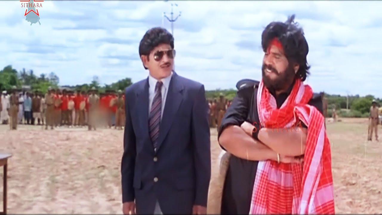 Download Osey Ramulamm Telugu Full Hd Movie Part -7 | Vijaya Shanti, Dasari narayana Rao | Sithaara