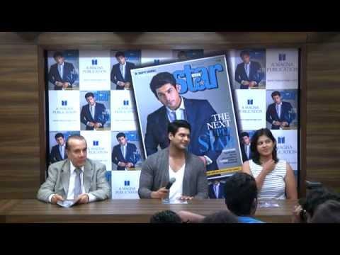 Sidharth Shukla unveils the latest issue of StarWeek