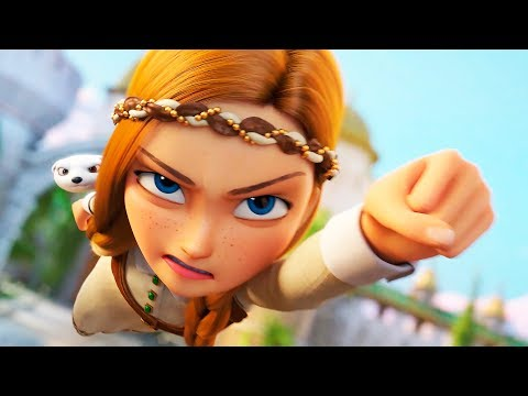 Снежная Королева: Зазеркалье — Трейлер (2019)