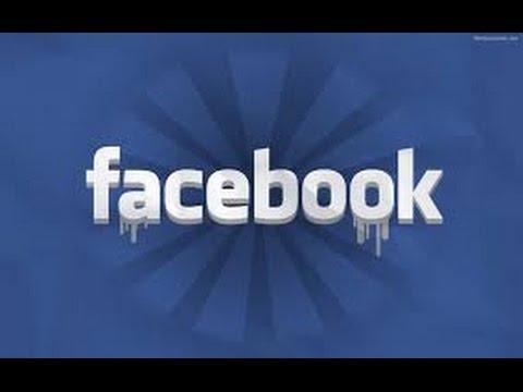 Как разместить статус в facebook
