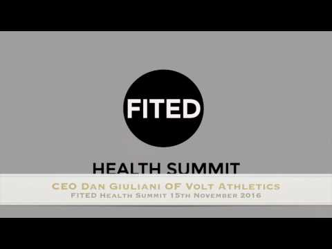 FITED Daily Episode 1 Volt Athletics