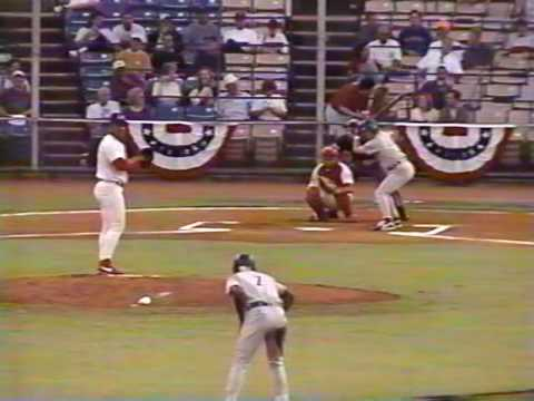 Minor League Baseball 1996 American Association Playoffs Omaha Royals  At Oklahoma City 89ers