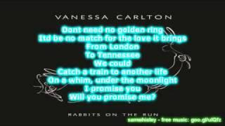 Vanessa Carlton - I Don't Want To Be A Bride [Lyrics] - [Rabbits On The Run]