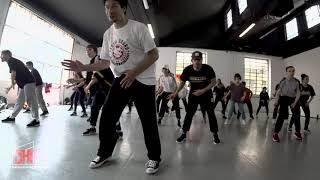 MikyBoo Popping class @DHHD Milano