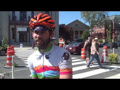 Complete Streets Demonstration Day, Northampton, MA
