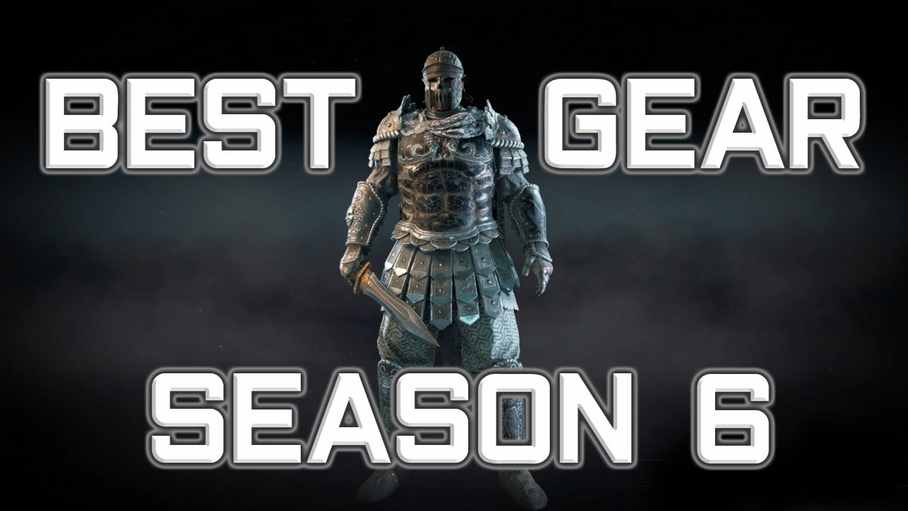For honor best gear stats season 6 youtube - When is for honor season 6 ...
