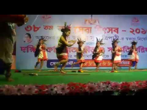 Kalo Jole Kuchla Tole ( Folk Dance )  SRIJAN KALA KENDRA Srijan Kala Kendra Srijan Kala Kendra