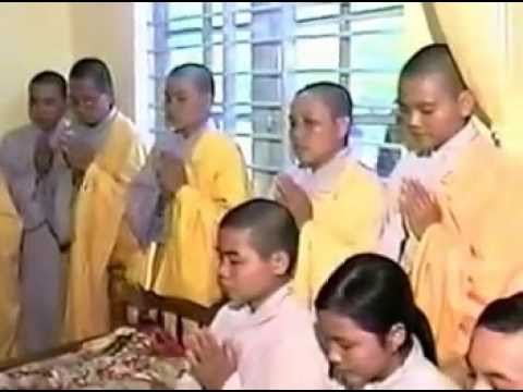 Tang Lễ Cố Ni Trưởng: Thích nữ Chơn nguyên-Chùa Phò Quang- phần 1