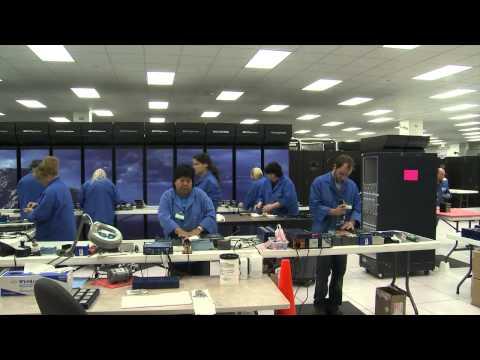 Titan Supercomputer Installation Time-Lapse