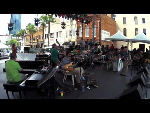 "The Mica Bethea BigBand ""Coal"" 2015 Jax Jazz Fest"