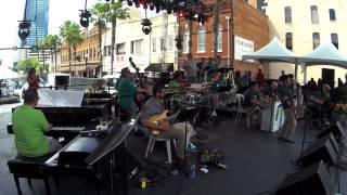 "The Mica Bethea BigBand ""Coal"" 2015 Jax Jazz Fest"